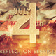 Fourth of July Flyer and CD Template - GraphicRiver Item for Sale