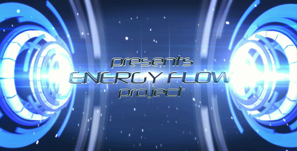 After Effects Project - VideoHive Energy flow 249820