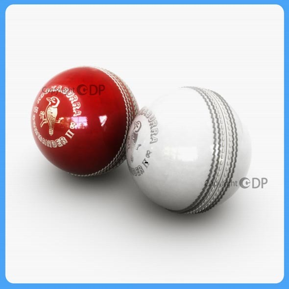 Cricket Ball - 3DOcean Item for Sale