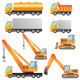Construction Vehicles. - GraphicRiver Item for Sale