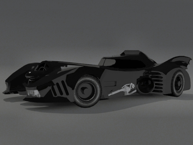 3DOcean Batmobile 2240861