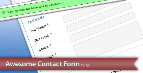 Awesome Contact Form