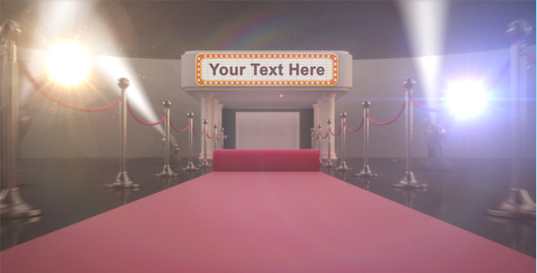 After Effects Project - VideoHive Cinema Intro 2244567