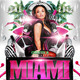 Miami Nights Party Flyer Template - GraphicRiver Item for Sale