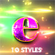 10 DeLuxe Photoshop Layer Styles C3 + Lights - GraphicRiver Item for Sale