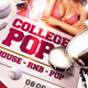 College Pop Flyer Template - GraphicRiver Item for Sale