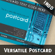 Multi-Purpose Postcard - GraphicRiver Item for Sale