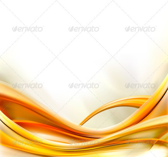 Abstract Elegant Gold Background GraphicRiver - Vectors -  Decorative  Backgrounds 2238901