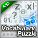 Vocabulary Puzzle Game - ActiveDen Item for Sale
