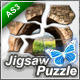 Dynamic Premium Jigsaw Puzzle Game XML - ActiveDen Item for Sale