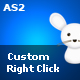 Right Click Message - ActiveDen Item for Sale