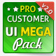 E-commerce UI Mega Pack - GraphicRiver Item for Sale