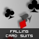 Falling Card Suits - ActiveDen Item for Sale
