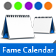 Fame Calendars 设计素材下载-Graphicriver中文最全的素材分享平台