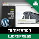 Temptation - Single Page Wordpress Theme - ThemeForest Item for Sale