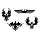 Eagle symbols - GraphicRiver Item for Sale