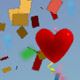 Confetti and Hearths (2d and 3d) - ActiveDen Item for Sale