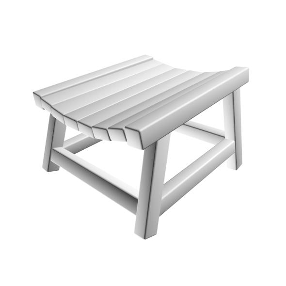 3DOcean Footrest 2276365