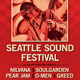 Alternative Music Flyer - Seattle Sound Fest - GraphicRiver Item for Sale