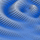 Abstract 3d Vector Background Blue Wave - GraphicRiver Item for Sale