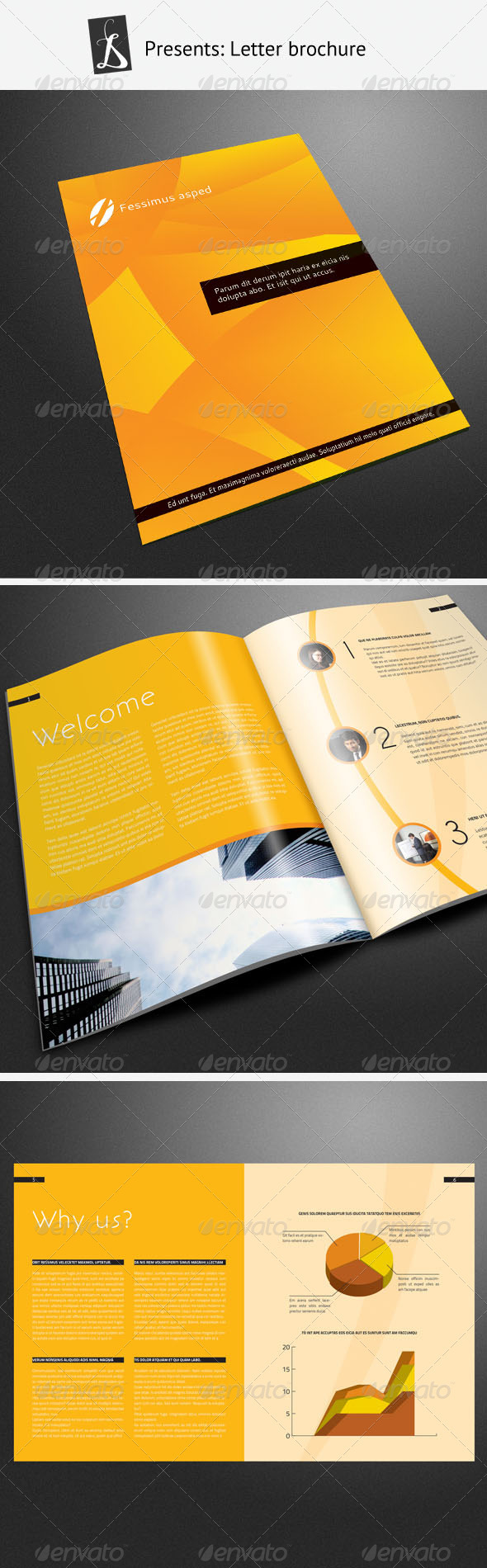 GraphicRiver Corporate Brochure 8 258232