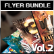 Flyer Bundle Vol.2 - GraphicRiver Item for Sale