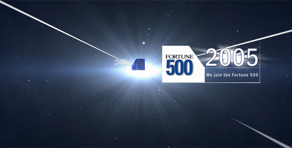 After Effects Project - VideoHive Modern Corporate Timeline 2287293