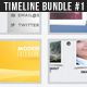 Designer Facebook Timeline Bundle - GraphicRiver Item for Sale