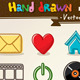 Media And Entertainment Web Icons - GraphicRiver Item for Sale