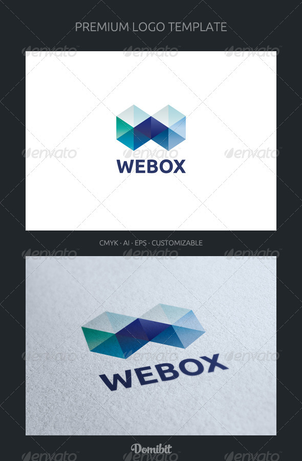 GraphicRiver Abstract Letter W Logo Template 2291613