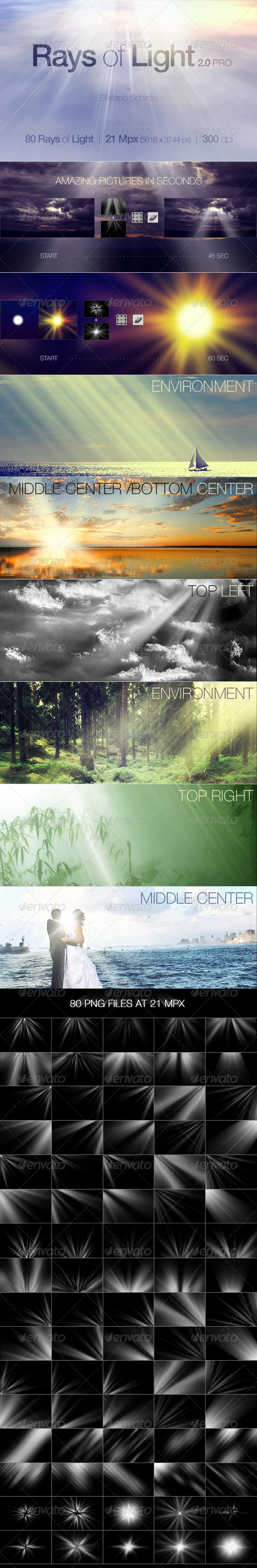 Ray of Light v2.0 PRO + Sun Action Bundle - Graphics