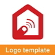 Home Connect Logo Template - GraphicRiver Item for Sale
