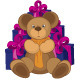 Teddy Bear Toy - GraphicRiver Item for Sale