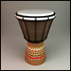 Bongo Drum - 3DOcean Item for Sale