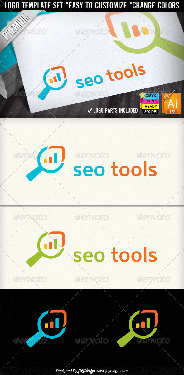 Search Engine Optimization Agency Seo Tools Logo - Symbols Logo Templates
