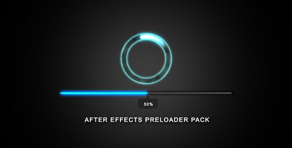 VideoHive PreLoader Pack 2302742