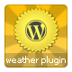 Wordpress Weather Forecast Widget - CodeCanyon Item for Sale