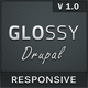 Glossy - Modern Drupal Theme - ThemeForest Item for Sale