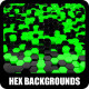 Hexagonal Backgrounds No.1 - GraphicRiver Item for Sale
