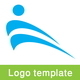 Sasin Fitness Logo Template - GraphicRiver Item for Sale