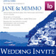 Mediterranean Wedding Invitation and Suite - GraphicRiver Item for Sale