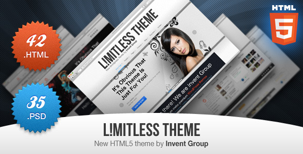 Limitless - Multipurpose HTML5 Template