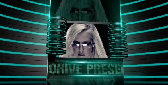 After Effects Project - VideoHive Modern Style Video Display 2269816