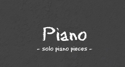 Solo Piano