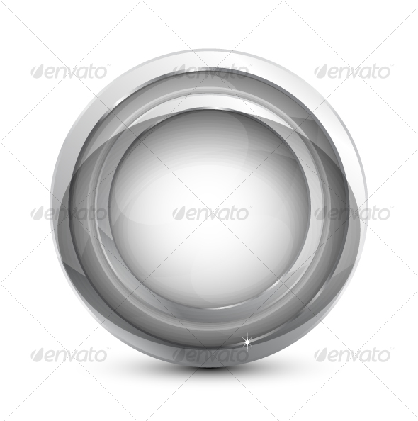 GraphicRiver Glass button 86050