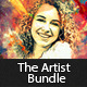 The Artist - Bundle - PSD Photo Templates - GraphicRiver Item for Sale