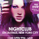 Nightclub Event Flyer Template - GraphicRiver Item for Sale