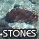 Stones In The Sea - VideoHive Item for Sale