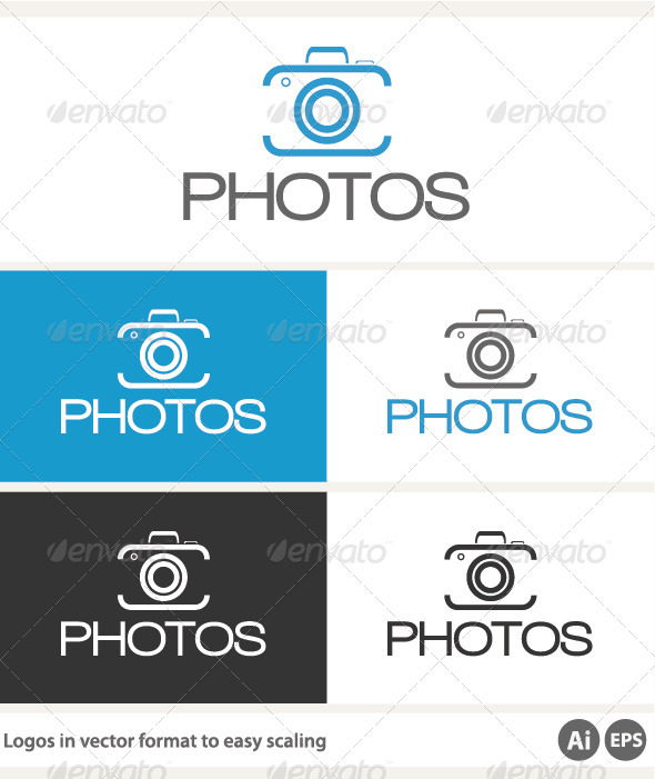 My Photo Logo - Symbols Logo Templates