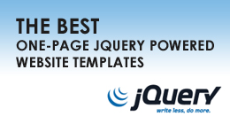 jQuery One Page